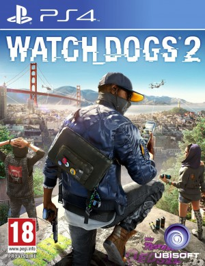 Copertina Watch Dogs 2 - PS4