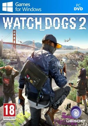 Copertina Watch Dogs 2 - PC