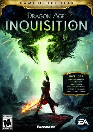 Copertina Dragon Age: Inquisition - Game of the Year Edition - PC