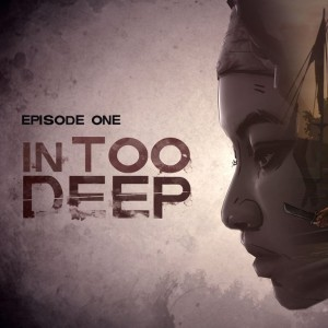 Copertina The Walking Dead Michonne - Episode 1: In Too Deep - iPhone