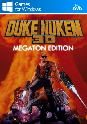 Copertina Duke Nukem 3D: Megaton Edition - PC