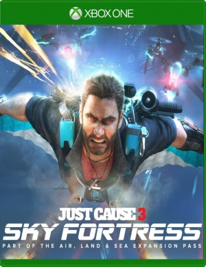 Copertina Just Cause 3 - Sky Fortress DLC - Xbox One