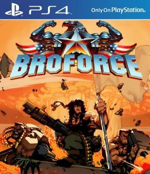 Copertina Broforce - PS4