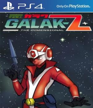 Copertina Galak-Z - PS4