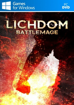 Copertina Lichdom: Battlemage - PC
