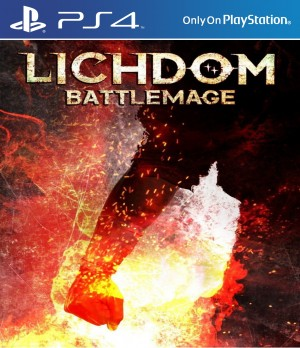 Copertina Lichdom: Battlemage - PS4