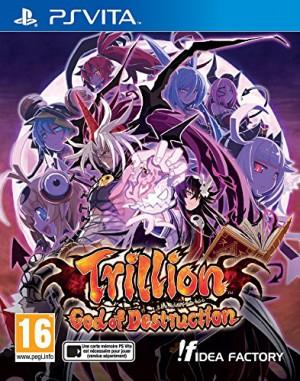 Copertina Trillion: God of Destruction - PS Vita