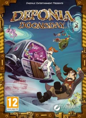 Copertina Deponia Doomsday - PC