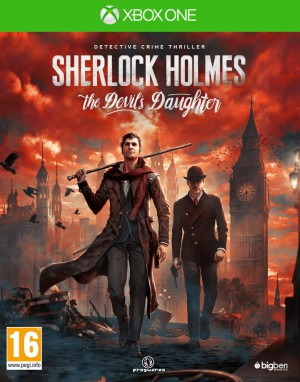 Copertina Sherlock Holmes: The Devil's Daughter - Xbox One