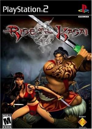 Copertina Rise of the Kasai - PS2