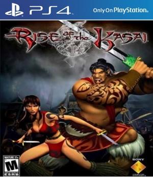 Copertina Rise of the Kasai - PS4