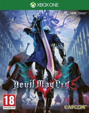 Copertina Devil May Cry 5 - Xbox One