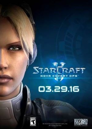 Copertina Starcraft 2 - Nova: Operazioni Segrete DLC - PC