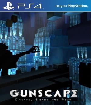 Copertina Gunscape - PS4