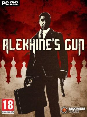 Copertina Alekhine's Gun - PC