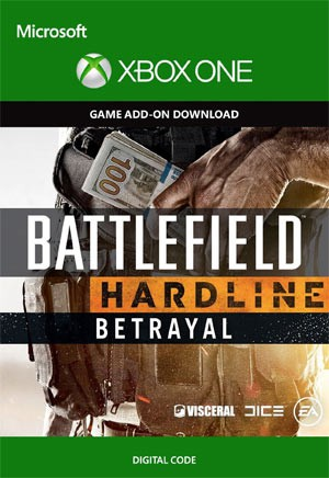 Copertina Battlefield Hardline: Tradimento - Xbox One