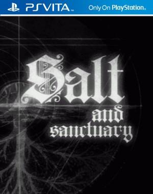 Copertina Salt and Sanctuary - PS Vita