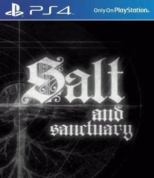 Copertina Salt and Sanctuary - PS4