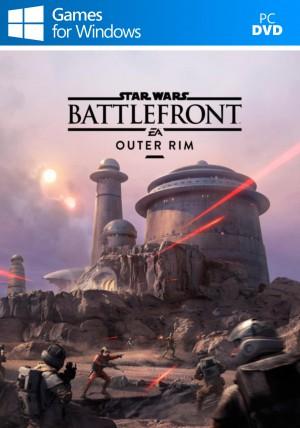 Copertina Star Wars: Battlefront - Orlo Esterno - PC