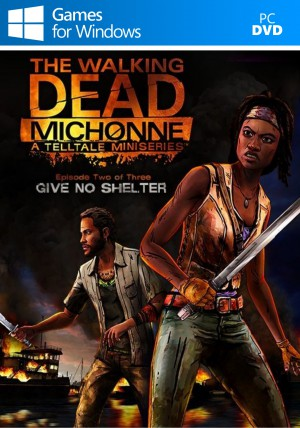 Copertina The Walking Dead Michonne - Episode 2: Give No Shelter - PC