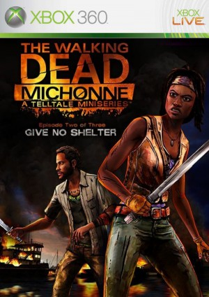 Copertina The Walking Dead Michonne - Episode 2: Give No Shelter - Xbox 360