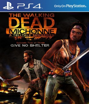 Copertina The Walking Dead Michonne - Episode 2: Give No Shelter - PS4