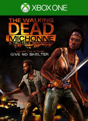 Copertina The Walking Dead Michonne - Episode 2: Give No Shelter - Xbox One