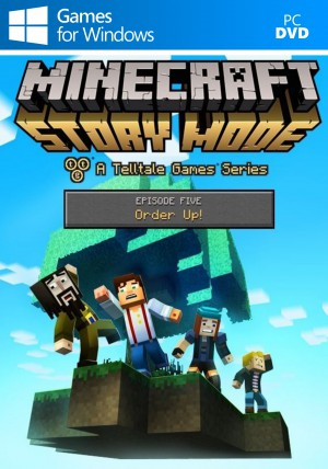 Copertina Minecraft Story Mode - Episode 5: Order Up - PC