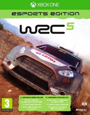 Copertina WRC 5 - eSports Edition - Xbox One