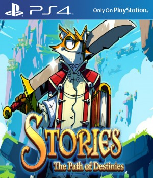 Copertina Stories: The Path of Destinies - PS4