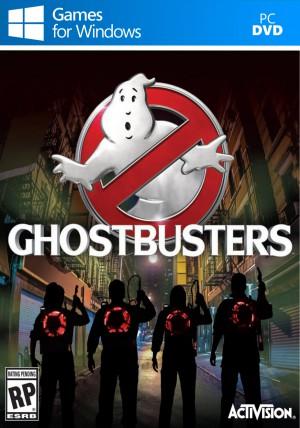 Copertina Ghostbusters - PC