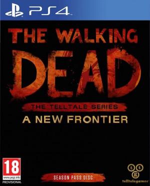 Copertina The Walking Dead Stagione 3 - PS4
