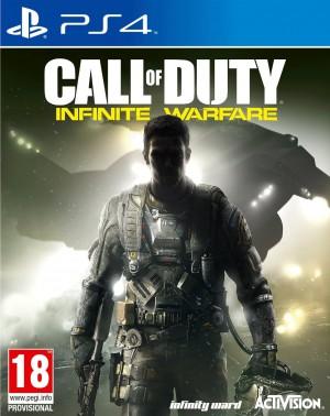 Copertina Call of Duty: Infinite Warfare - PS4