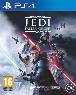 Copertina Star Wars: Jedi Fallen Order - PS4