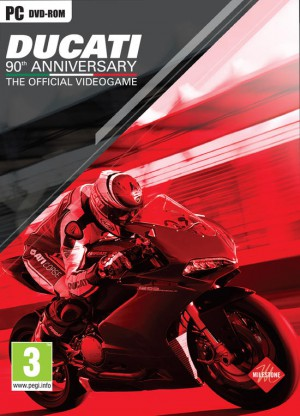 Copertina Ducati - 90th Anniversary - PC