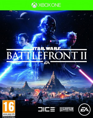 Copertina Star Wars Battlefront 2 - Xbox One