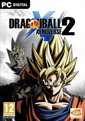 Copertina Dragon Ball Xenoverse 2 - PC