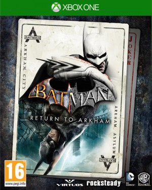 Copertina Batman: Return to Arkham - Xbox One