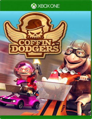 Copertina Coffin Dodgers - Xbox One