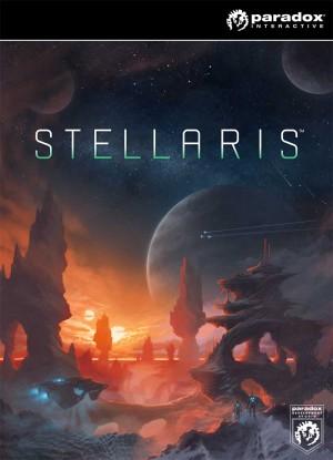 Copertina Stellaris - PC