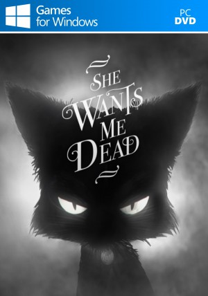 Copertina She Wants Me Dead - PC