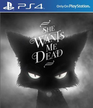 Copertina She Wants Me Dead - PS4