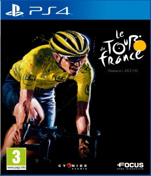 Copertina Le Tour de France 2016 - PS4