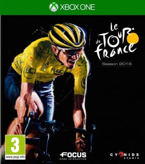 Copertina Le Tour de France 2016 - Xbox One