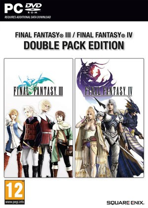 Copertina Final Fantasy III e IV - Bundle - PC