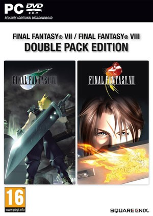 Copertina Final Fantasy VII e VIII - Bundle - PC