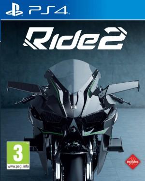 Copertina Ride 2 - PS4