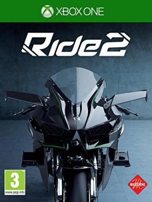 Copertina Ride 2 - Xbox One