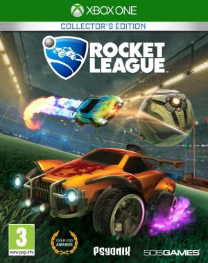 Copertina Rocket League - Collector's Edition - Xbox One