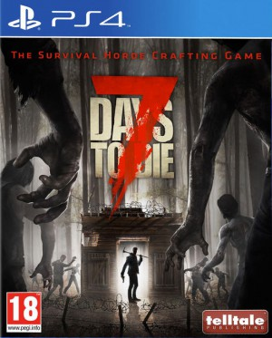 Copertina 7 Days to Die - PS4